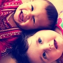 L'ostéopathie pour les bébés